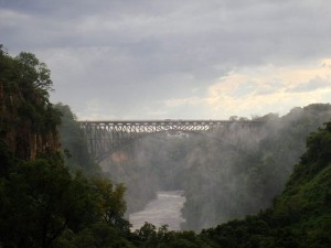 Telecommunication service providers have committed to a joint project to enhance connectivity at Victoria Falls. (Image source: Google/ humanipo.com)