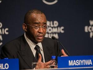 Strive Masiyiwa, founder and chairman of Econet Wireless. (Image source: Flickr/worldeconomicforum)