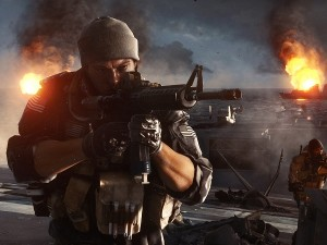 A screenshot of Battlefield 4 (image: EA)