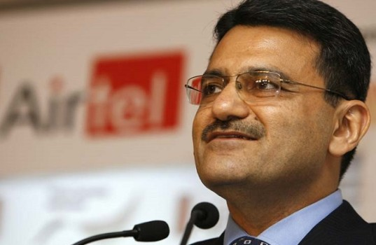 Manoj Kohli, MD & CEO of Bharti Airtel (International) (image: PRAKASH SINGH/AFP)