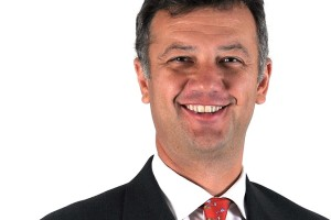 FNB CEO Michael Jordaan, who will be stepping down later this year (image: FNB)