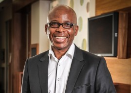 Mteto Nyati, Microsoft SA's managing director (image: Microsoft)