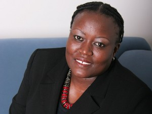 Nomalanga Nkosi, Executive for MTN in their Enterprise Marketing division (image: MTN)