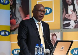 MTN Group CEO Sifiso Dabengwa. (Image source: File)