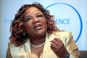 Professor Tebello Nyokong (image: Cathy Pinnock)