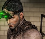 Sam Fisher, the central character in Splinter Cell (image: Ubisoft)