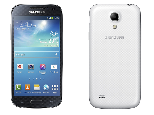 Smartphones have crossed the billion unit mark for a single year (image: Samsung)