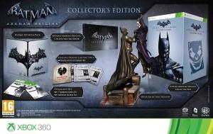 The Batman: Arkham Origins Collector's Edition (image: Warner)