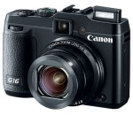 Canon's new PowerShot G16 (image: Canon)