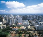 Kenya's capital Nairobi is set to benefit from LTE (image: Go Africa)