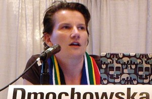 Eve Dmochowska (image: Tech Central)