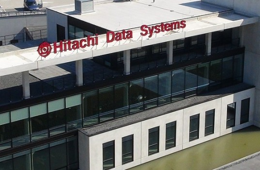 Hitachi Data Systems Corporation (HDS). (Image source: Google/my-hds.com)