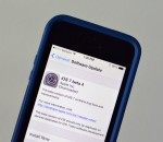 The beta 4 for iOS 7 added a number of changes.