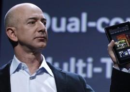 Jeff Bezos, Founder and CEO of Amazon. (Image source: Google/viralblog.com)