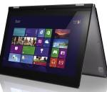 Lenovo's IdeaPad Yoga 13 (image: Lenovo)