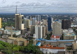 Nairobi, Kenya. Local ICT companies have reportedly joined in the fight against cyber crime(Image source: Shutterstock.com)