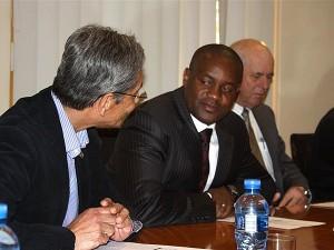 Pfungwa Serima, SAP Africa CEO. (Image source: nelsonmandela.org)