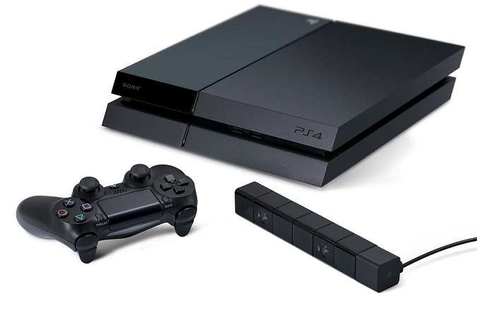 Sony's PlayStation 4 console (image: Sony)