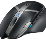 Logitech's G602 Wireless Gaming Mouse combines 250 hours of non-stop lag-free wireless game play (image: Logitech)