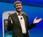 Thorsten Heins, President and Chief Executive Officer of BlackBerry (image: ZD Net)