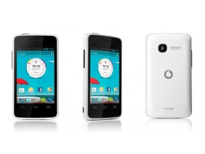 Vodacom today launched the new Vodafone Smart Mini (image: Vodafone)