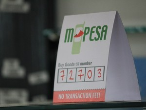 M-Pesa announced that they have partnered with Kenyan software solution and agribusiness company M-Farm (image: Wikimedia)
