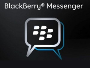 BlackBerry has previously announced that their popular BlackBerry Messenger (BBM) app will be launching to all Android and iOS devices (image: BlackBerry)