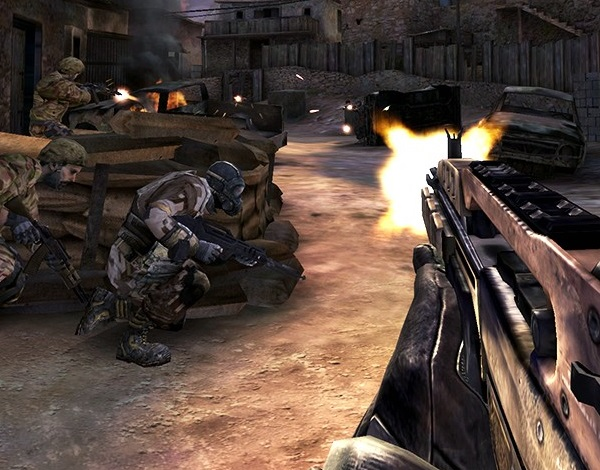 Call of Duty: Strike Team available for iOS devices (image: Activision)