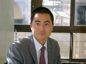 Huawei's Eman Liu (image: Chris Tredger)