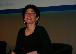 Dr. Miriam Altman, Head of Strategy, Telkom SA SOC Ltd. (Image source: Chris Tredger)