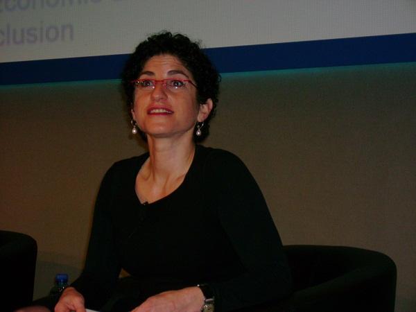 Dr. Miriam Altman, Head of Strategy, Telkom SA SOC Ltd. (Image source: Chris Tredger)
