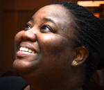 Betty Enyonam Kumahor, Managing Director of ThoughtWorks' Pan-African region. (Image source: QualityLife Company)