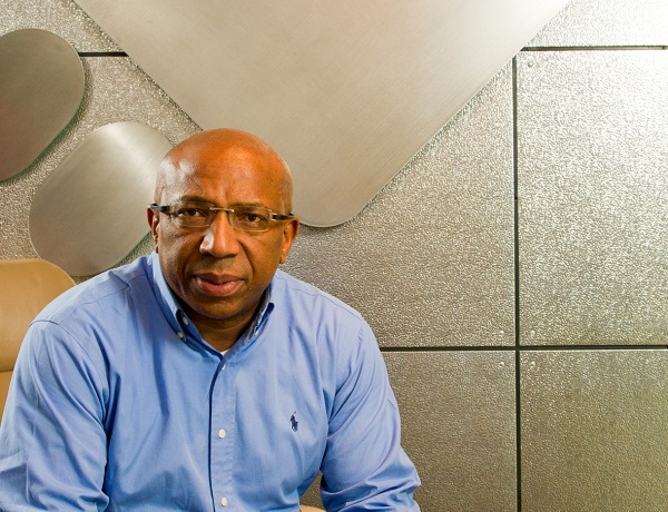 Sipho Maseko, Group CEO, Telkom Group. (Image source: Telkom)