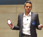 Ifi Majid, Nokia's head of Global Smart Device Experiences (image: Charlie Fripp)