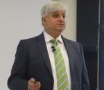 Gartner analyst Saul Judah at Gartner's Symposium (image: Charlie Fripp)
