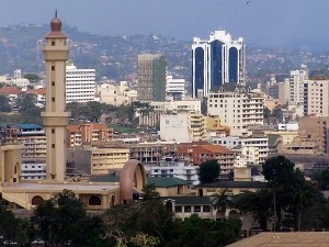 Kampala in Uganda will play host to this year's eLearning Africa (image: file)