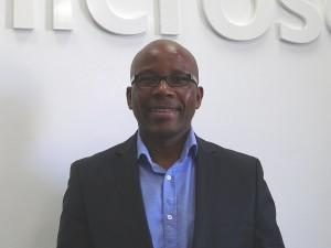 Microsoft South Africa's Managing Director Mteto Nyati (image: Charlie Fripp)