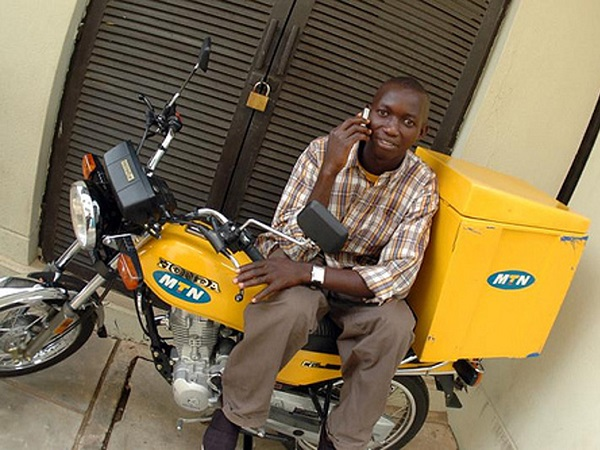 MTN launched Mobile Money in Rwanda (image: CommsMEA)