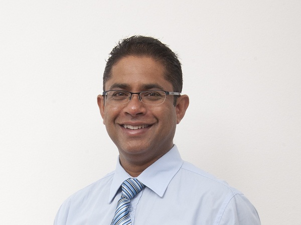 Nigel Freddy, CEO of TBIS. (Image source: TBIS)