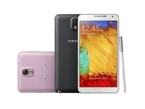 Samsung's new Galaxy Note 3 (image: Samsung)