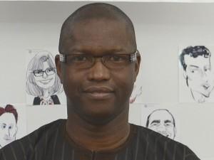 Ope Odusan, Managing Director, Africa.com Domains (image: ICANN)