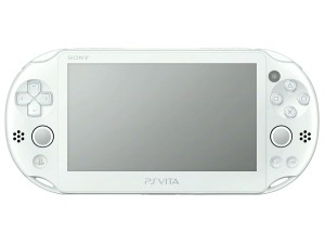 Sony's new version of the Vita (image: Sony)
