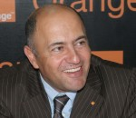 Orange Kenya CEO Michael Ghossein (image: file)