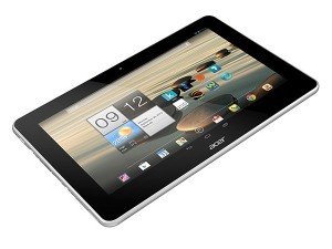 Acer will unveil at IFA 2013 the new Acer Iconia A3, a 10.1-inch tablet (image: Acer)