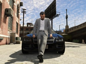 A screenshot of Grand Theft Auto V (image: Rockstar Games)