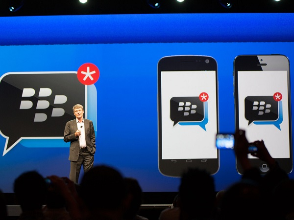 BBM for Android  (image: iMore)