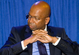 Safaricom CEO Bob Collymore (Image source: UN Foundation)