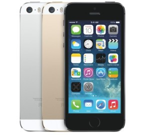 Apple unveiled the iPhone 5s, a follow-up to its flagship iPhone 5 model (image: Apple)