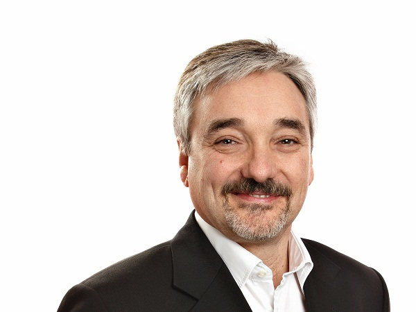 Luis Martinez Amago, President of EMEA at mobile phone manufacturer Alcatel-Lucent. (Image source: Alcatel-Lucent)