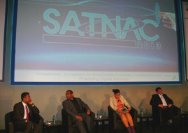 SATNAC 2013, hosted by Telkom South Africa in Stellenbosch, Western Cape, South Africa (image credit: Chris Tredger)